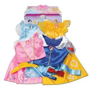 Disney Princess Dress Up Trunk Toys & Games