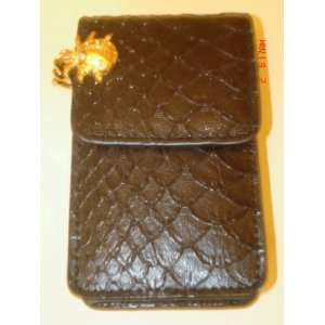 Universal Snake Skin Cell Phone Case SINTH LEATHER  Model