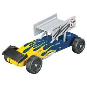 Revell   Sprint Car Trophy Series Racer Kit (Pinewood