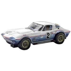 Revell/Monogram  Corvette Grand Sport #2 1963 SebringSlot Car