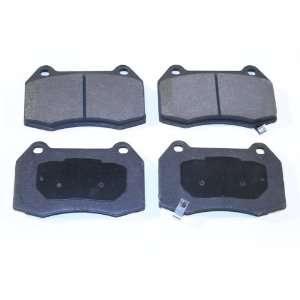 Prime Choice Auto Parts SMK960 Premium New Semi Metallic Front Brake