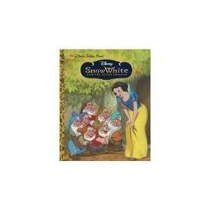 Snow White and the Seven Dwarfs (Little Golden Book) by Walt Disney