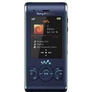 Sony Ericsson W595a Walkman Unlocked Phone with 3.2 MP