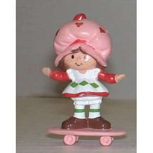 Strawberry Shortcake Vintage Pvc Figure