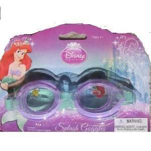 Disney Little Mermaid Swim Goggles Toys & Games