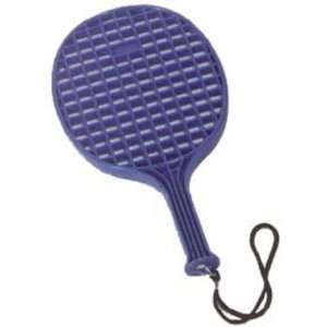 Star Molded Table Tennis / Racquetball Paddles (Blue)   1 Pair