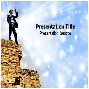 Observation PowerPoint Template   Observation PowerPoint