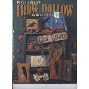 Creeks Crow Hollow Decorative Tole Painting: Debbie Forgac: Books
