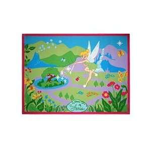 Tinkerbell Adventure Play Rug w/ Toy Wand  Toys & Games
