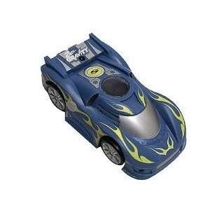 Air Hogs Zero Gravity Micro Car   Blue Sports Car Ch. D Toys & Games