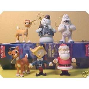 Enesco Rudolph And The Island Of Misfit Toys 6 Hanging