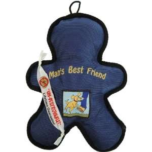 Nylon Mans Best Friend Dog Toy, 10 Inch