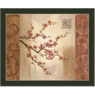 Japanese Cherry Blossom Branch Vinyl Wall Art Decal