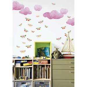 Butterfly Butterflies Wall Stickers Decoration