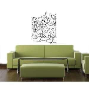 DONALD DUCK DISNEY Wall MURAL Vinyl Decal Sticker  Home