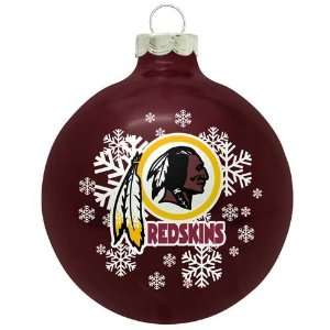 Washington Redskins NFL Traditional Ornament Sports