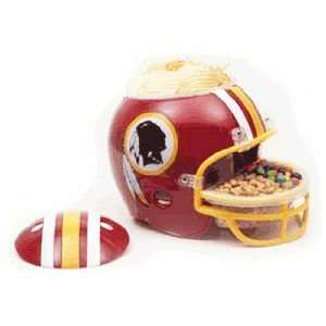 Washington Redskins NFL Snack Helmet