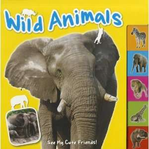 Wild Animals (9789461512079) Traditional Books