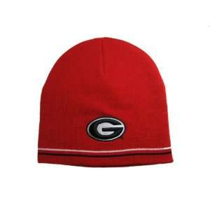 Georgia Bulldogs Knitted Winter Beanie Cap Hat  Sports