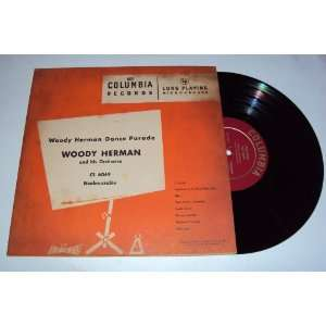 Dance Parade Woody Herman and his Orchestra Music