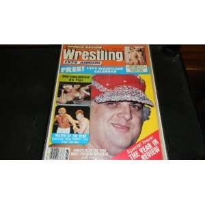 Sports Review Wrestling Spring 1980 Annual Dusty Rhodes 040717nonDBE2