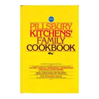 Pillsbury Kitchens Family Cookbook by Author ( Hardcover   1979)