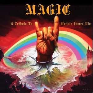 MAGIC   A Tribute to Ronnie James Dio Music