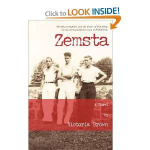 Zemsta (9780985439118): Victoria Brown: Books