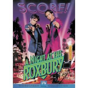 A Night at the Roxbury Chris Kattan, Will Ferrell, Raquel