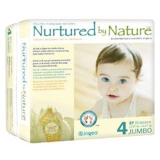 Boy & Girl Disposable Diapers, Large (22   35 lbs) 136 ea Nature Boy