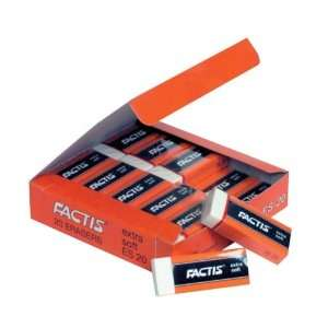 Factis Extra Soft White Magic Erasers