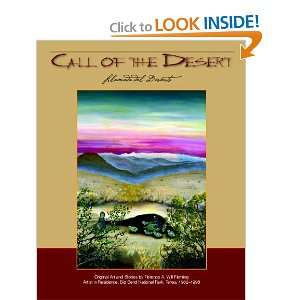 Call Of The Desert: Llamada Del Desierto (9781438210667