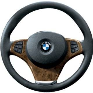 BMW Wood / Leather Steering Wheel Trim Ash   X3 SAV 2005 2010