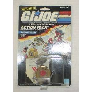 Gi Joe Action Pack Radar Station: Toys & Games