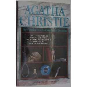 Ten Little Indians / Evil Under the Sun (9780517037508) Agatha