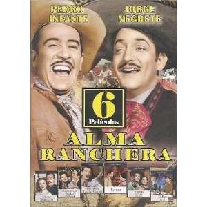 Alma Ranchera (6 Pack) Cartas Marcadas, Si Me Han De Matar