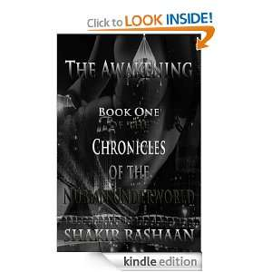 The Awakening Book One of the Chronicles of the Nubian Underworld