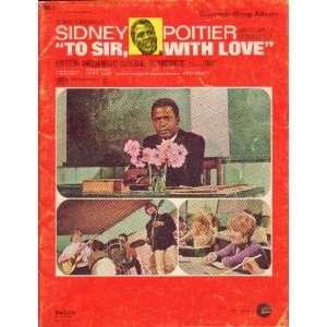 to sir with love souvenir song album sidney poitier