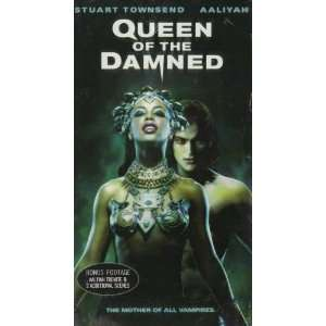 Queen of the Damned  Bonus Footage Edition Stuart