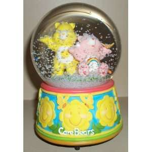 Bears Funshine and Cheer Bear 6 Musical Snow Globe