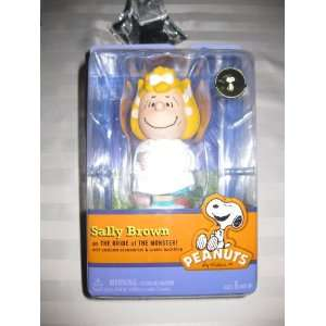 Peanuts Sally Brown As The Bride Of The Monster Halloween