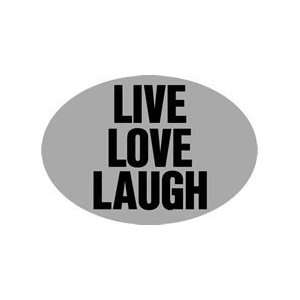Knockout 570H Live Love Laugh Stock Hitch Covers