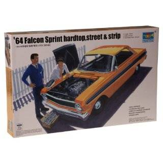 1/25 65 Ford Falcon Ranchero Pickup, Custom Plus Toys