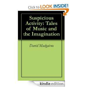 Suspicious Activity Tales of Music and the Imagination [Kindle