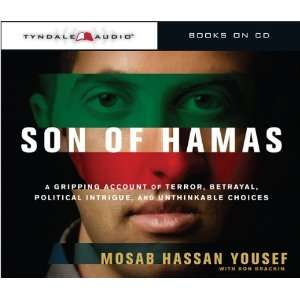 Son of Hamas: A Gripping Account of Terror, Betrayal