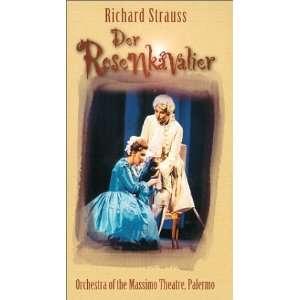 Richard Strauss   Der Rosenkavalier / Pizzi, Komlosi [VHS