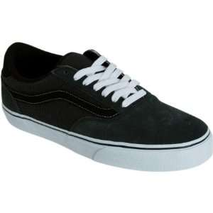 Vans Shoes Van Engelen AV6   Black/Canvas:  Sports