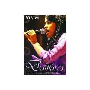 Damares, Minha Vitória Tem Sabor De Mel, Ao Vivo (Dvd