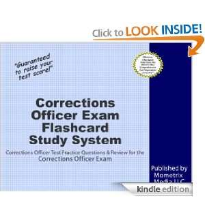 Corrections Officer Exam Flashcard Study System: Corrections Officer