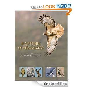 Raptors of New Mexico Jean Luc E. Cartron  Kindle Store